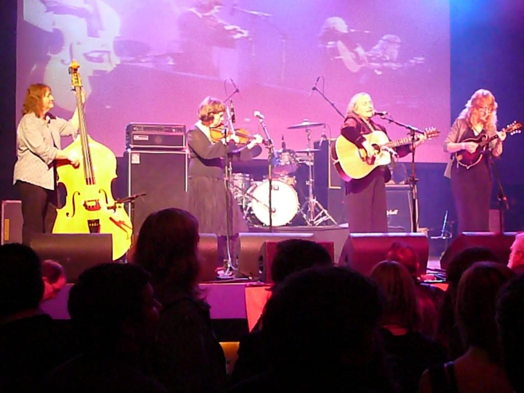 Lady Slippers at Cincinnati Entertainment Awards Nov 20 2011
